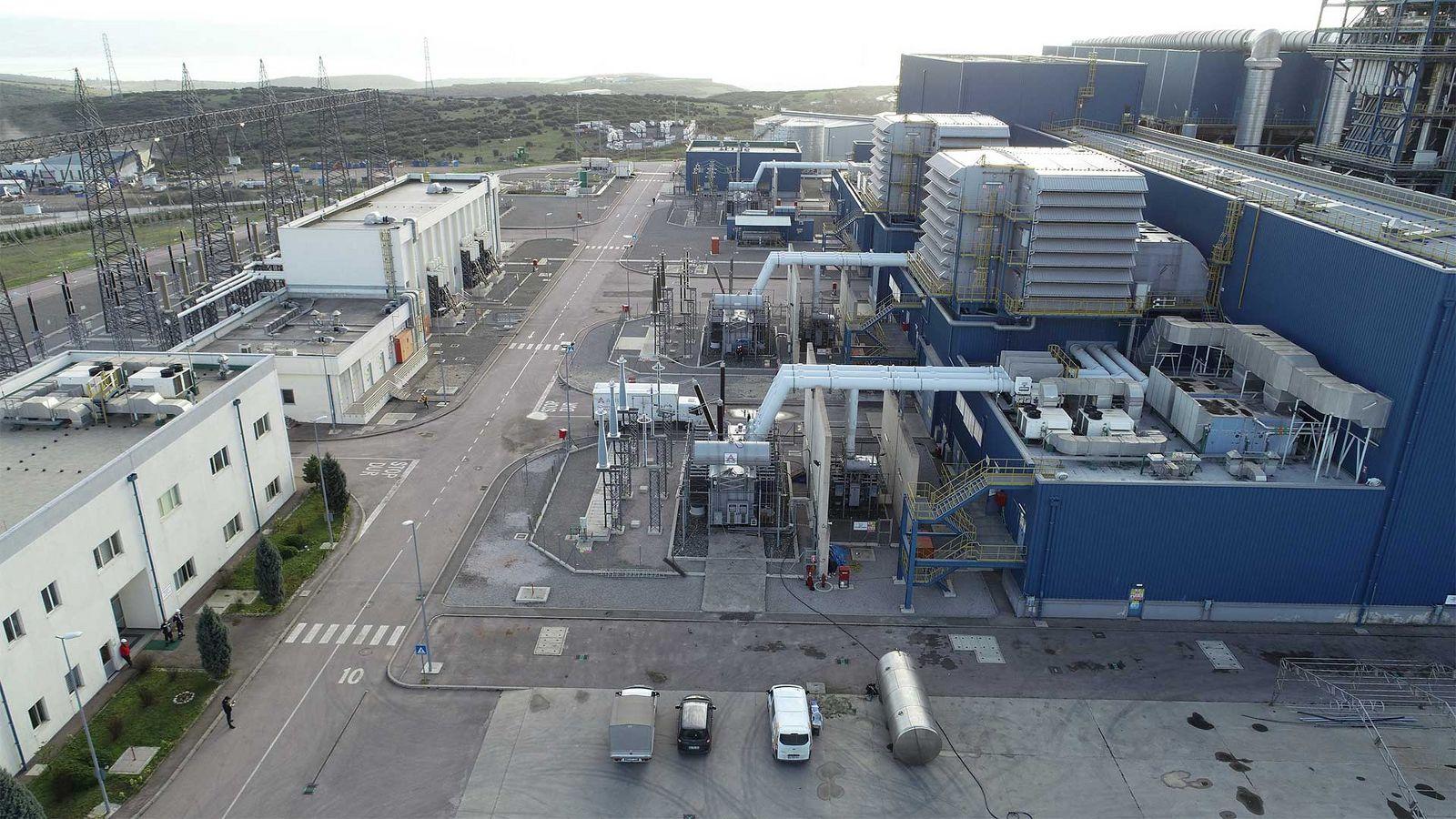 ASTOR %100 Yerli ve Milli 400/18 kV-320 MVA STEP-UP TRANSFORMATÖR