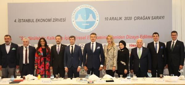 ASTOR 4'üncü İstanbul Ekonomi Zirvesi'nde hedef; 1 milyar dolar iş hacmi