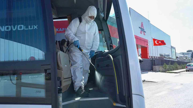 ASTOR Koronavirüs (COVID-19) Salgınına Karşı Fabrikamızda Alınan Önlemler...