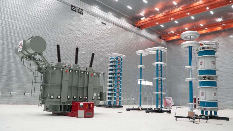 ASTOR TEİAŞ ile 171.600.000 TL tutarında imzalanan sözleşme kapsamında güç transformatörleri fabrika kabul testleri başladı