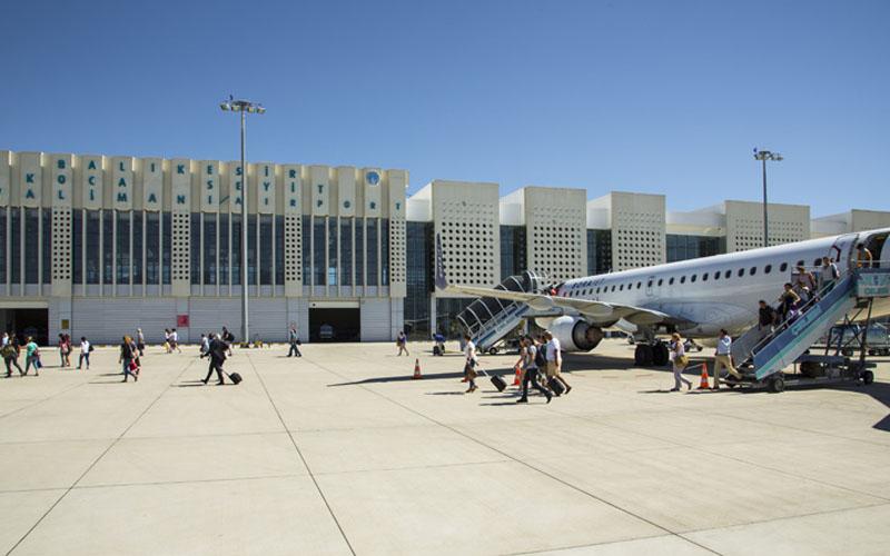 ASTOR DHMİ Balıkesir Havalimanı