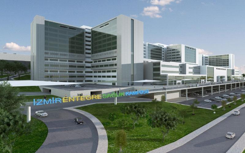 ASTOR İzmir Bayraklı Şehir Hastanesi