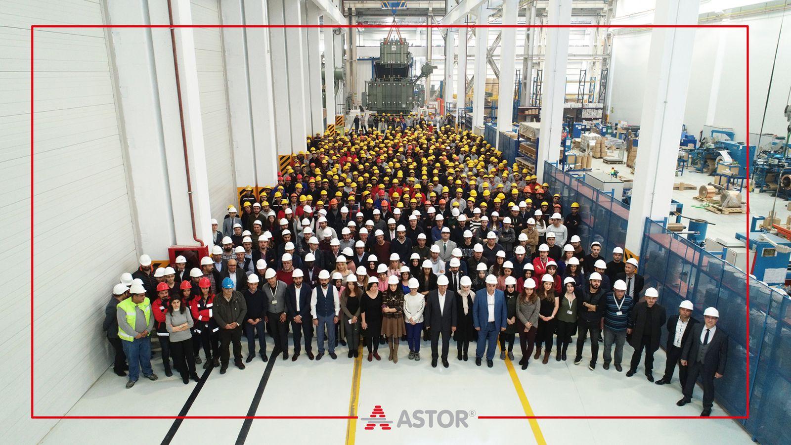 ASTOR Astor A.Ş. 114.610.000 TL tutarında 29 adet güç transformatörü ihalesini kazanmıştır.