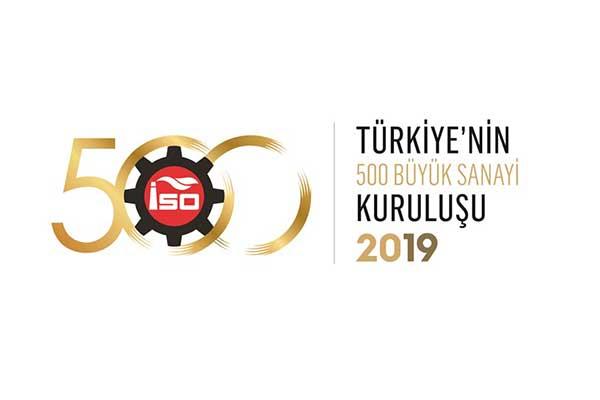 ASTOR İstanbul Sanayi Odası Türkiye'nin 500 Büyük Sanayi Kuruluşu 2019 listesini açıkladı