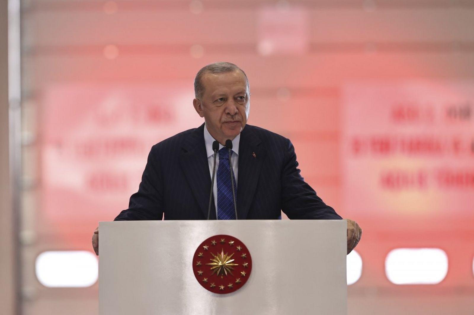 ASTOR Astor Mekanik Fabrika Açılışı: Cumhurbaşkanımız Sn. Recep Tayyip Erdoğan'ın teşrifleri ile gerçekleştirildi.